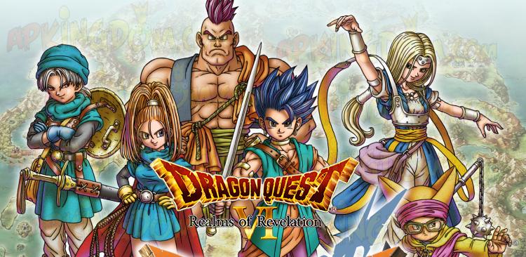 Portada Descargar Dragon Quest VI Premium Pro Full v1.0.0 .apk 1.0.0 APK Akira Toriyama Android Apkingdom Download Zippyshare Lolabits RPG Rol DQVI DQ6 Tablet Móvil